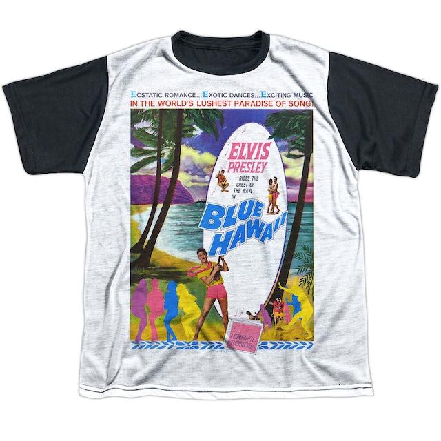 Elvis Presley Youth Shirt | BLUE HAWAII Tee