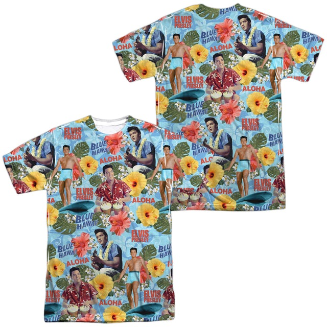 Elvis Presley Shirt   SURF'S UP Tee