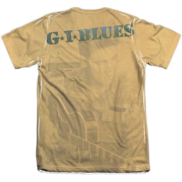 Elvis Presley Shirt   GI BLUES (FRONT/BACK PRINT) Tee