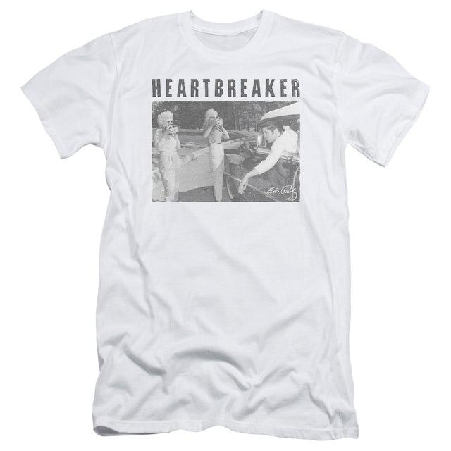 Elvis Presley Slim-Fit Shirt | HEARTBREAKER Slim-Fit Tee