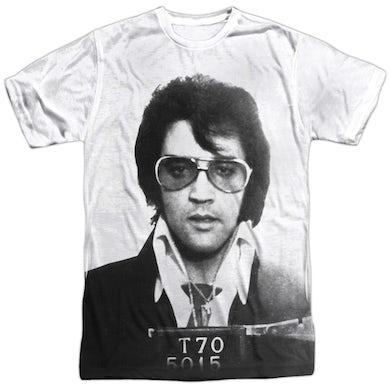Elvis Presley Shirt   MUGSHOT Tee