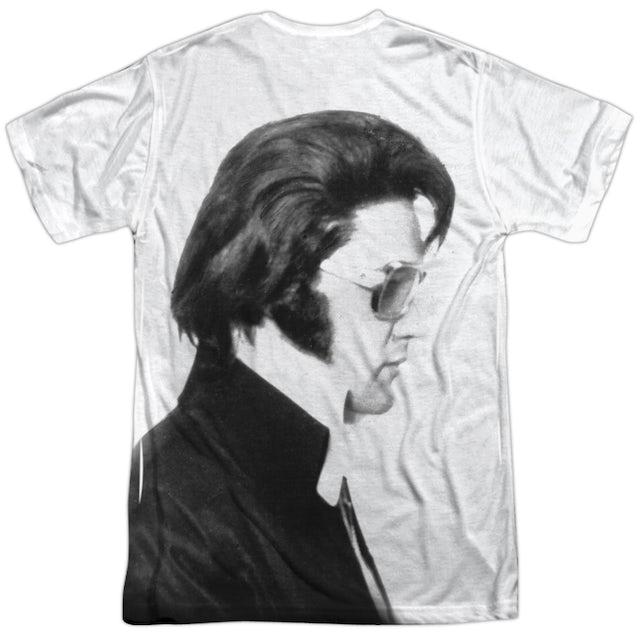 Elvis Presley Shirt | MUGSHOT (FRONT/BACK PRINT) Tee