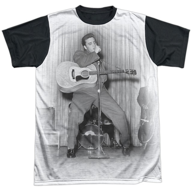 Elvis Presley Tee | ON YOUR TOES Shirt