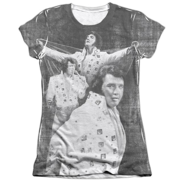 Elvis Presley Junior's Shirt | LEGENDARY PERFORMANCE Junior's Tee