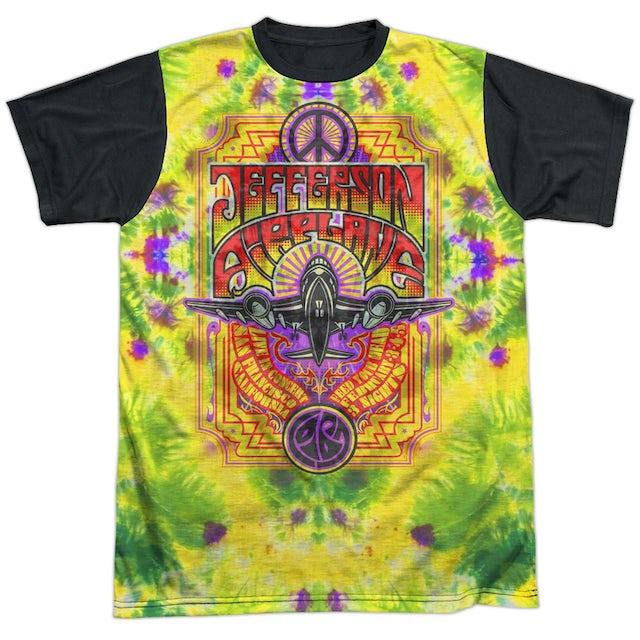 Jefferson Airplane Tee | TAKE OFF Shirt