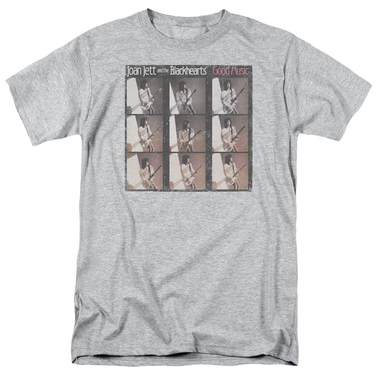 Joan Jett & The Blackhearts Shirt | GOOD MUSIC T Shirt