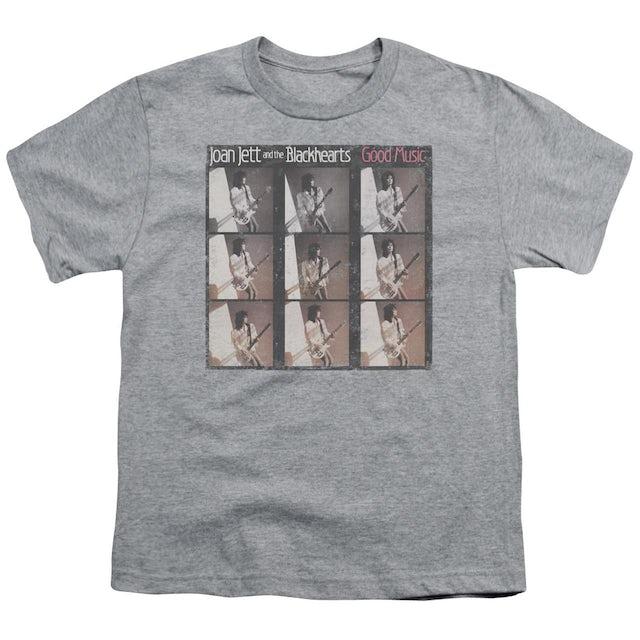 Joan Jett & The Blackhearts Youth Tee | GOOD MUSIC Youth T Shirt