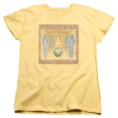 Journey Women's Shirt   LOOK COVER Ladies Tee