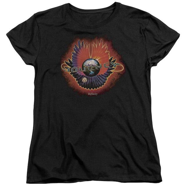 Journey Women's Shirt | INFINITY COVER Ladies Tee