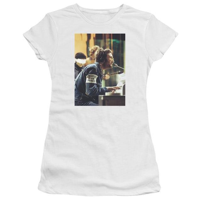 John Lennon Juniors Shirt | PEACE Juniors T Shirt
