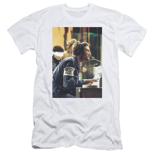 John Lennon Slim-Fit Shirt | PEACE Slim-Fit Tee