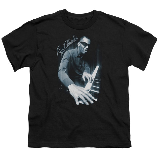 Ray Charles Youth Tee | BLUES PIANO Youth T Shirt