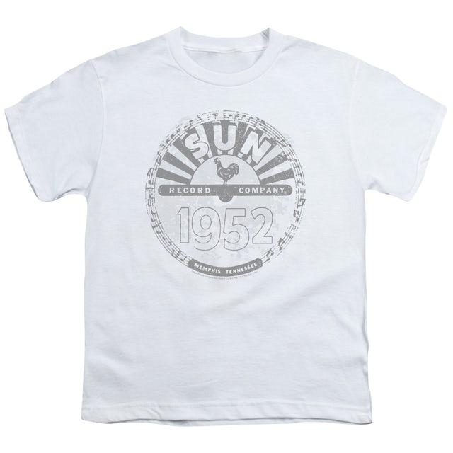 Sun Records Youth Tee   CRUSTY LOGO Youth T Shirt