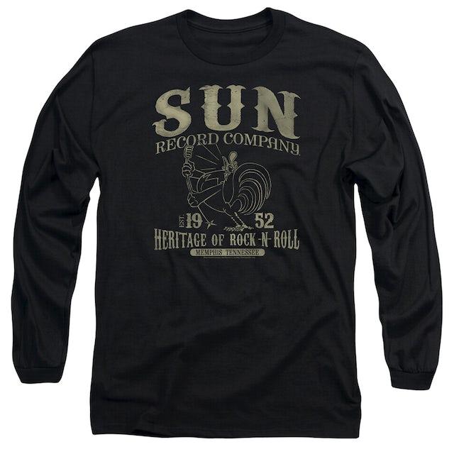 Sun Records T Shirt | ROCKABILLY BIRD Premium Tee