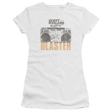 Scott Weiland Juniors Shirt | BLASTER Juniors T Shirt