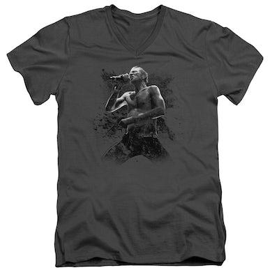 Scott Weiland T Shirt (Slim Fit) | WEILAND ON STAGE Slim-fit Tee