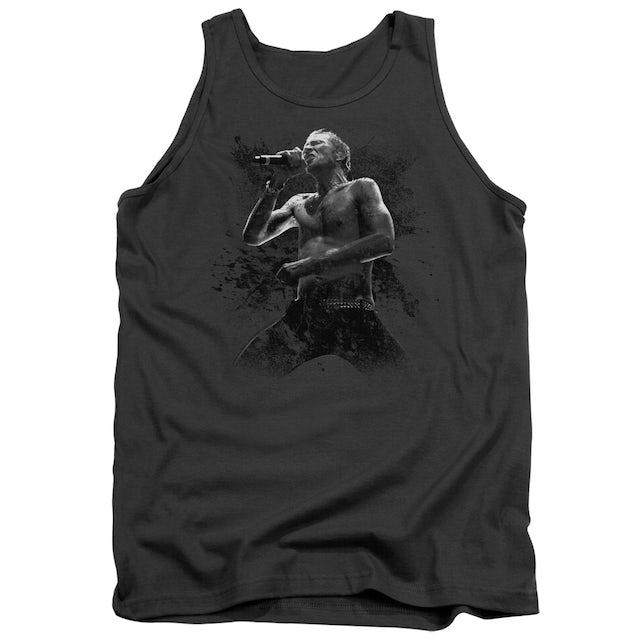 Scott Weiland Tank Top   WEILAND ON STAGE Sleeveless Shirt