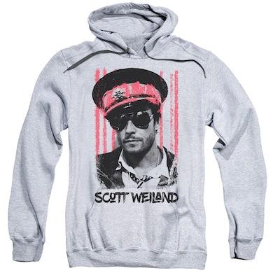 Scott Weiland Hoodie | BLACK HAT Pull-Over Sweatshirt