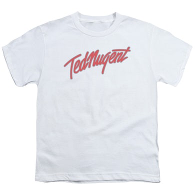 Ted Nugent Youth Tee   CLEAN LOGO Youth T Shirt