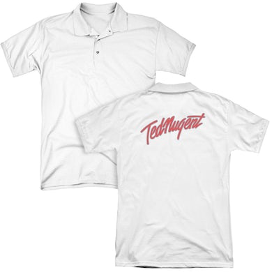 Ted Nugent CLEAN LOGO (BACK PRINT)