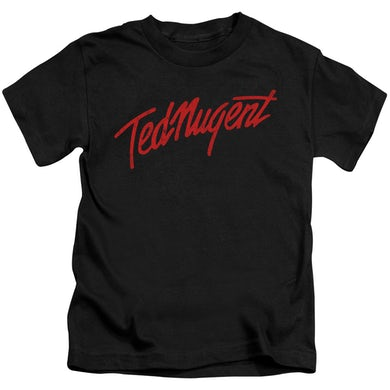Ted Nugent Kids T Shirt | DISTRESS LOGO Kids Tee