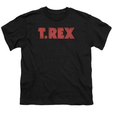 T-Rex Youth Tee   LOGO Youth T Shirt