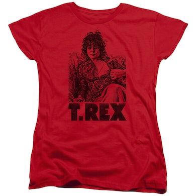 T-Rex Women's Shirt | LOUNGING Ladies Tee