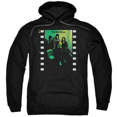 Yes Hoodie | ALBUM Pull-Over Sweatshirt