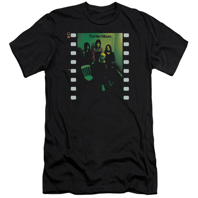 Yes Slim-Fit Shirt | ALBUM Slim-Fit Tee