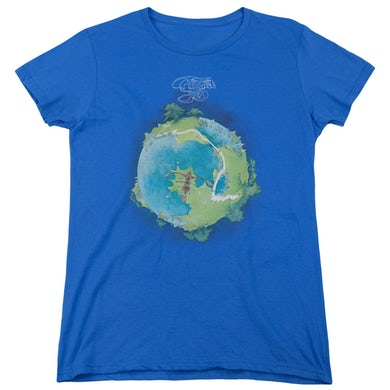 Yes Women's Shirt | FRAGILE COVER Ladies Tee