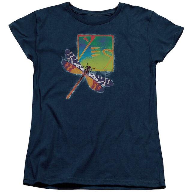 Yes Women's Shirt   DRAGONFLY Ladies Tee