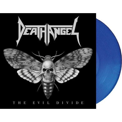 Death Angel EVIL DIVIDE [EXCLUSIVE BLUE COLOR VINYL]