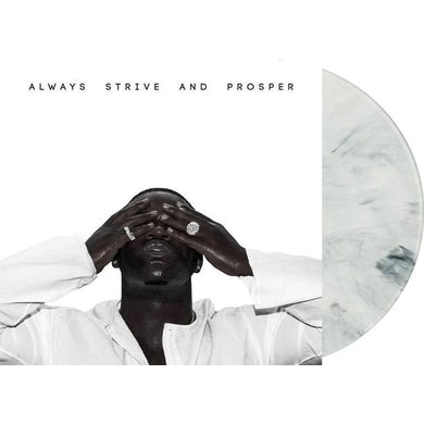 A$AP Ferg Always Strive and Prosper [Exclusive Black & White Marble Vinyl]