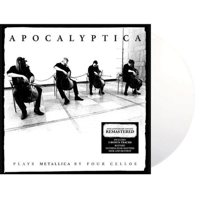 Apocalyptica Plays Metallica [Exclusive White Vinyl]