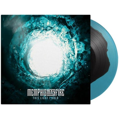 Memphis May Fire This Light I Hold [Exclusive Black in Sea Blue Vinyl]
