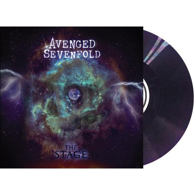 Avenged Sevenfold The Stage [Exclusive Grape Candy Color Vinyl]