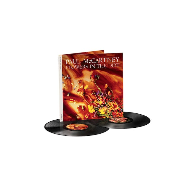 Paul McCartney Flowers In The Dirt - Special Edition 2LP