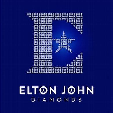 Elton John Diamonds 3CD Deluxe Box