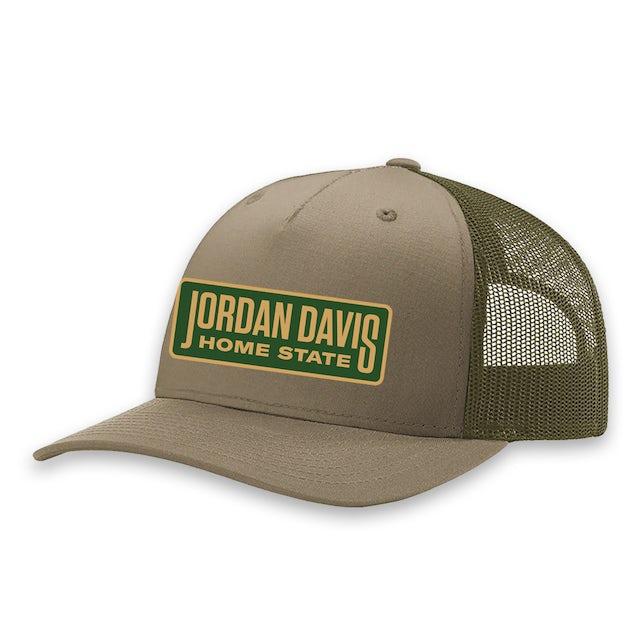 Jordan Davis Home State Patch Hat