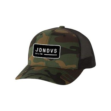 Jordan Davis LA x TN JDN DVS Hat - Camo