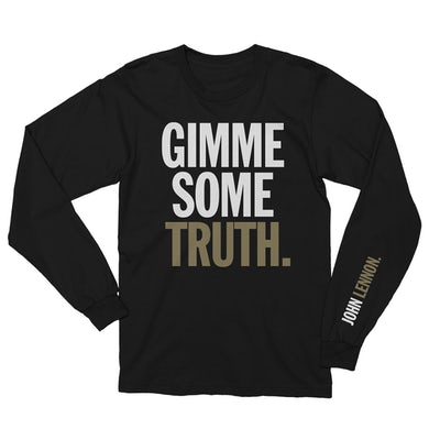 John Lennon Gimme Some Truth Long Sleeve