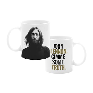 John Lennon Gimme Some Truth Mug