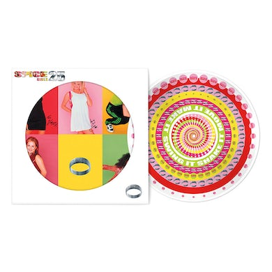 SPICE - 25TH ANNIVERSARY (ZOETROPE PICTURE DISC)