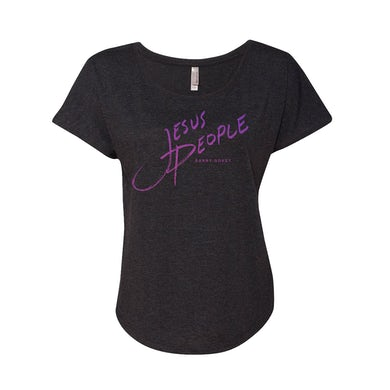 Danny Gokey Jesus People Ladies T-Shirt