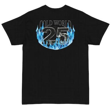 G Herbo Cold World Black T-Shirt