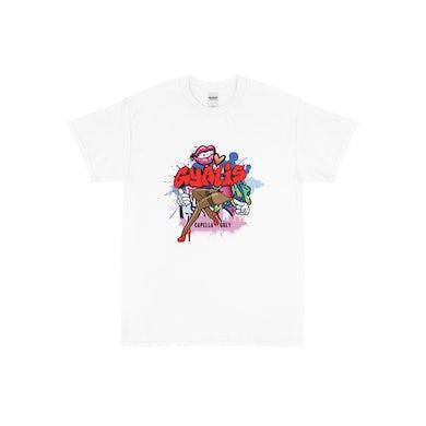 GYALIS White T-Shirt