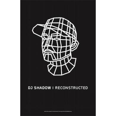 Dj Shadow Reconstructed Glow in the Dark Poster