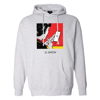 Our Pathetic Age Drawstring Hoodie