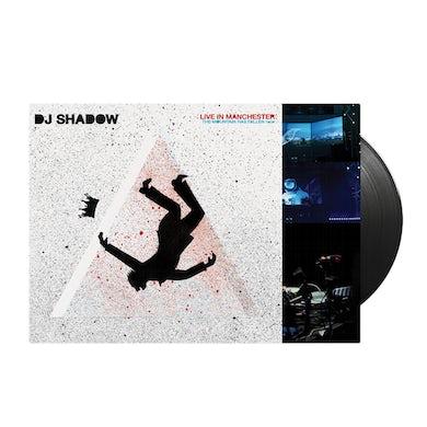 Dj Shadow Live In Manchester: The Mountain Has Fallen Tour Vinyl LP