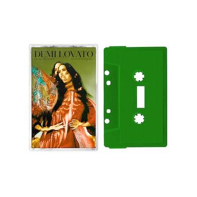 Demi Lovato Dancing With The Devil... The Art Of Starting Over Standard Cassette